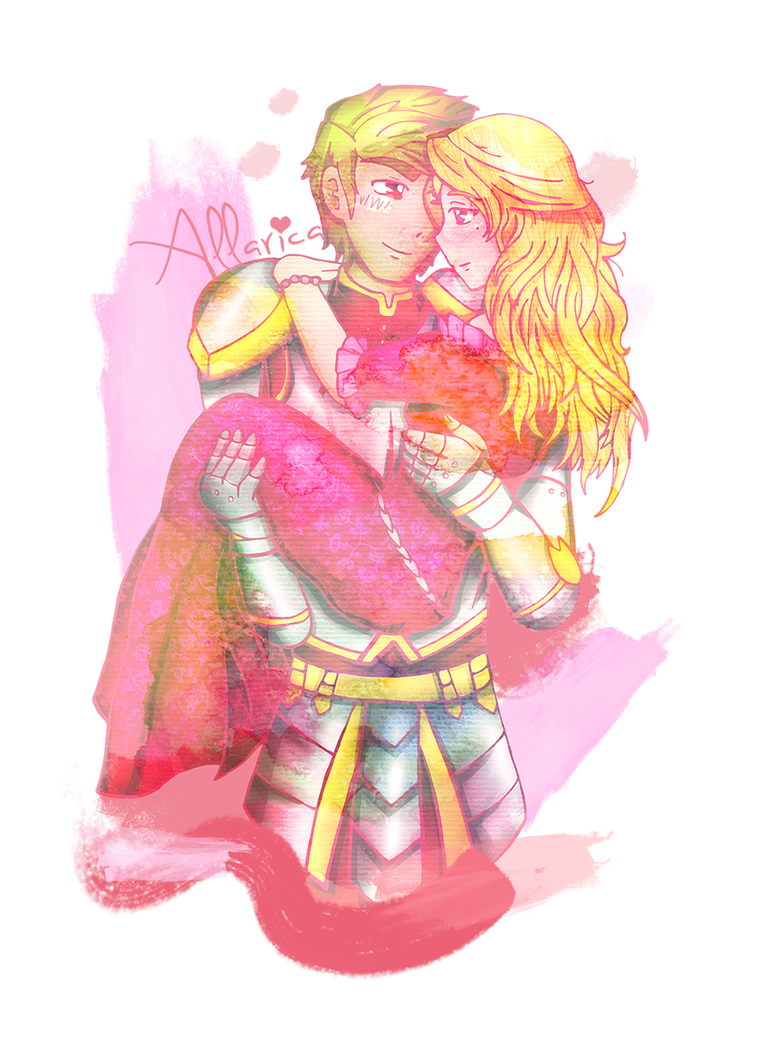 medieval aphrodite and ares by allarica on deviantart