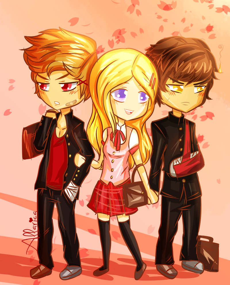 ares aphrodite and hephaestus shoujo edition by allarica
