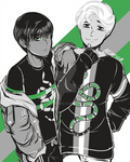 19 Years Later: Albus and Scorpius
