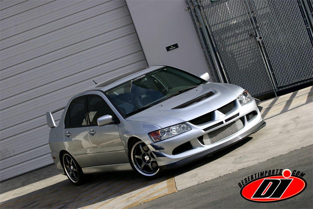 Mitsubishi Evolution VIII - 01 by alphacross on deviantART