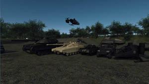 Joe Vehicles 01front (CryEngine)