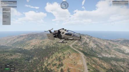 Flight Over Stratis