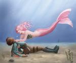 [Commission] Mermaid
