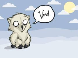 Polar Bear by Anuwolf