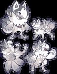 [grem2] so many chibi