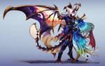 [Celestial-Seas] LoveBirds by talikira