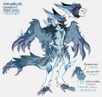 [Grabuki] Snowbrute MYO