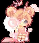 Pink Mage by ThanatosRising