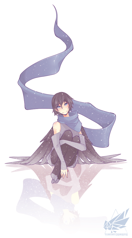 Snow by ThanatosRising