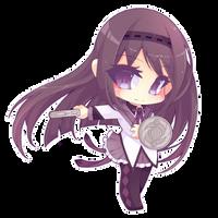Homura Chibi