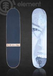 Element Skateboard by manbehindthemachine