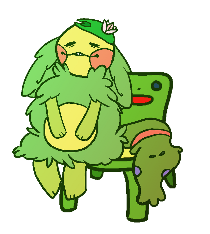 Froggerd Froggy Chair By Mouseycakes On Deviantart