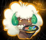 Happy Halloween, Whimsicott