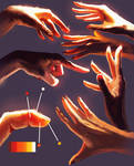 More hands studies!