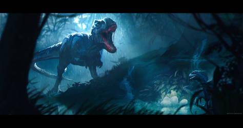 Jurassic by MateuszMajewski