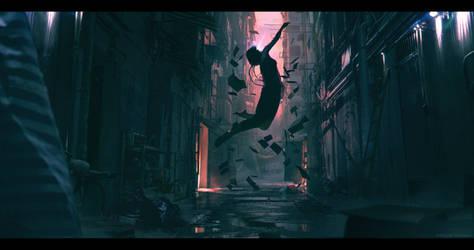 Abduction by MateuszMajewski