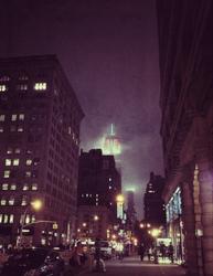 untitled- gotham at night by seenew