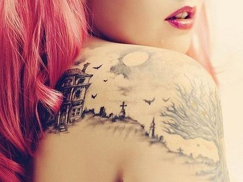 Favorite-girl-tattoos-large by smashinghub
