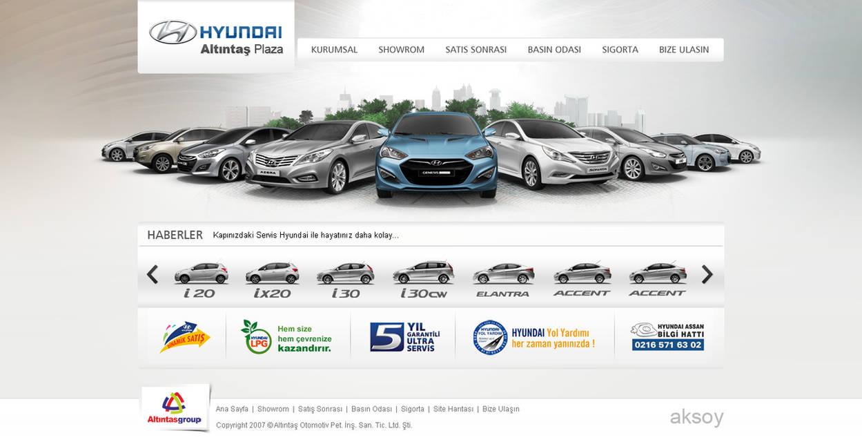 Altintas Hyundai Otomotiv by fahrettinaksoy