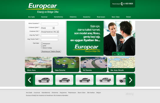 Europcar Elazig ve Bolge Ofisi