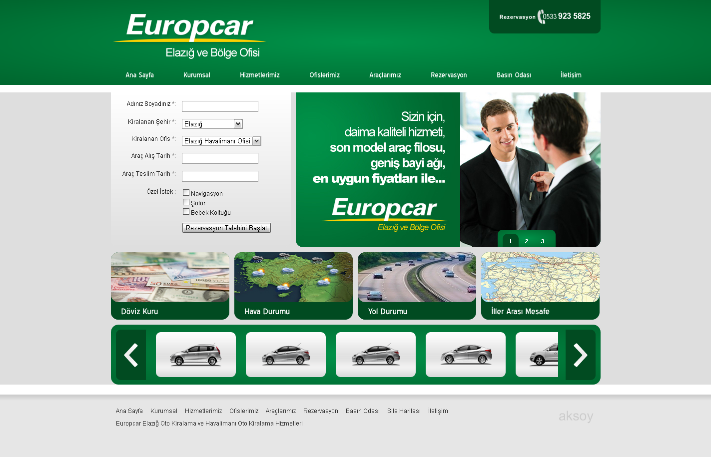 Europcar Elazig ve Bolge Ofisi by fahrettinaksoy