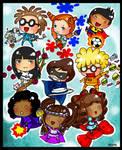 :request: BKMN superheroes