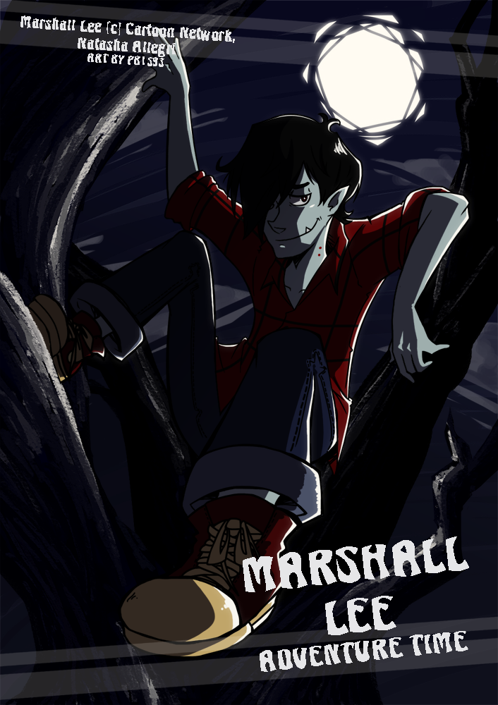 AT: Marshall Lee by PB1593