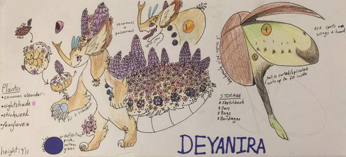 Deyanira - Tea Beetle MYO [APPROVED]