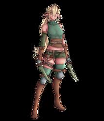 Elven Rogue