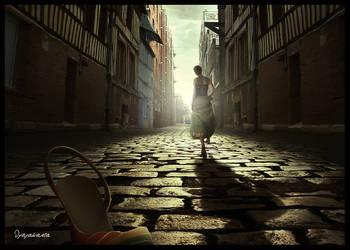 Walk Away by djajakarta