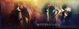 Supernatural - S9 Moments (Facebook Wallpapers)