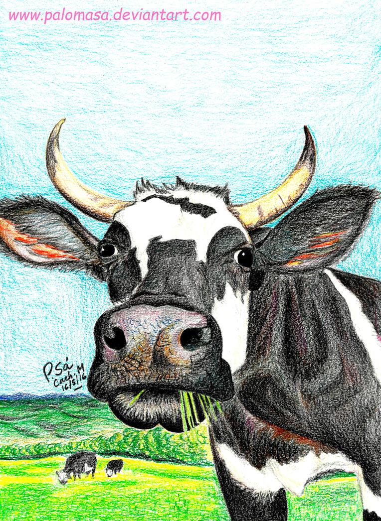Vaca by PalomaSa