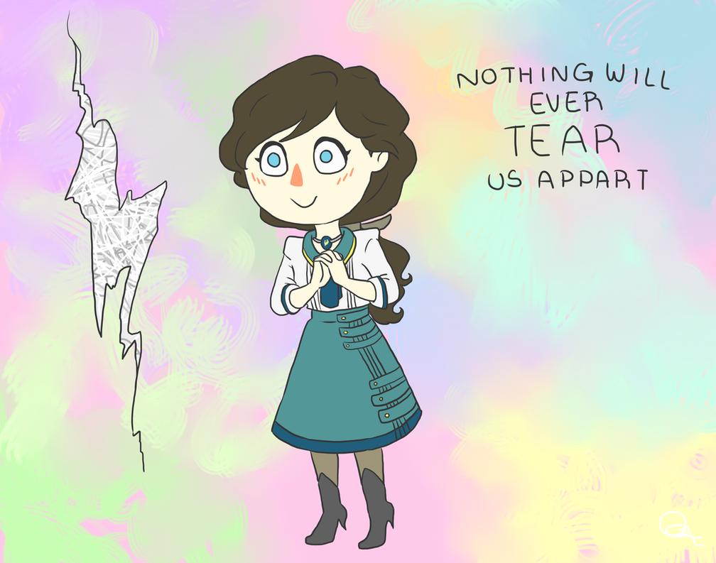 Elizabeth Tear by ALittleSeahorse