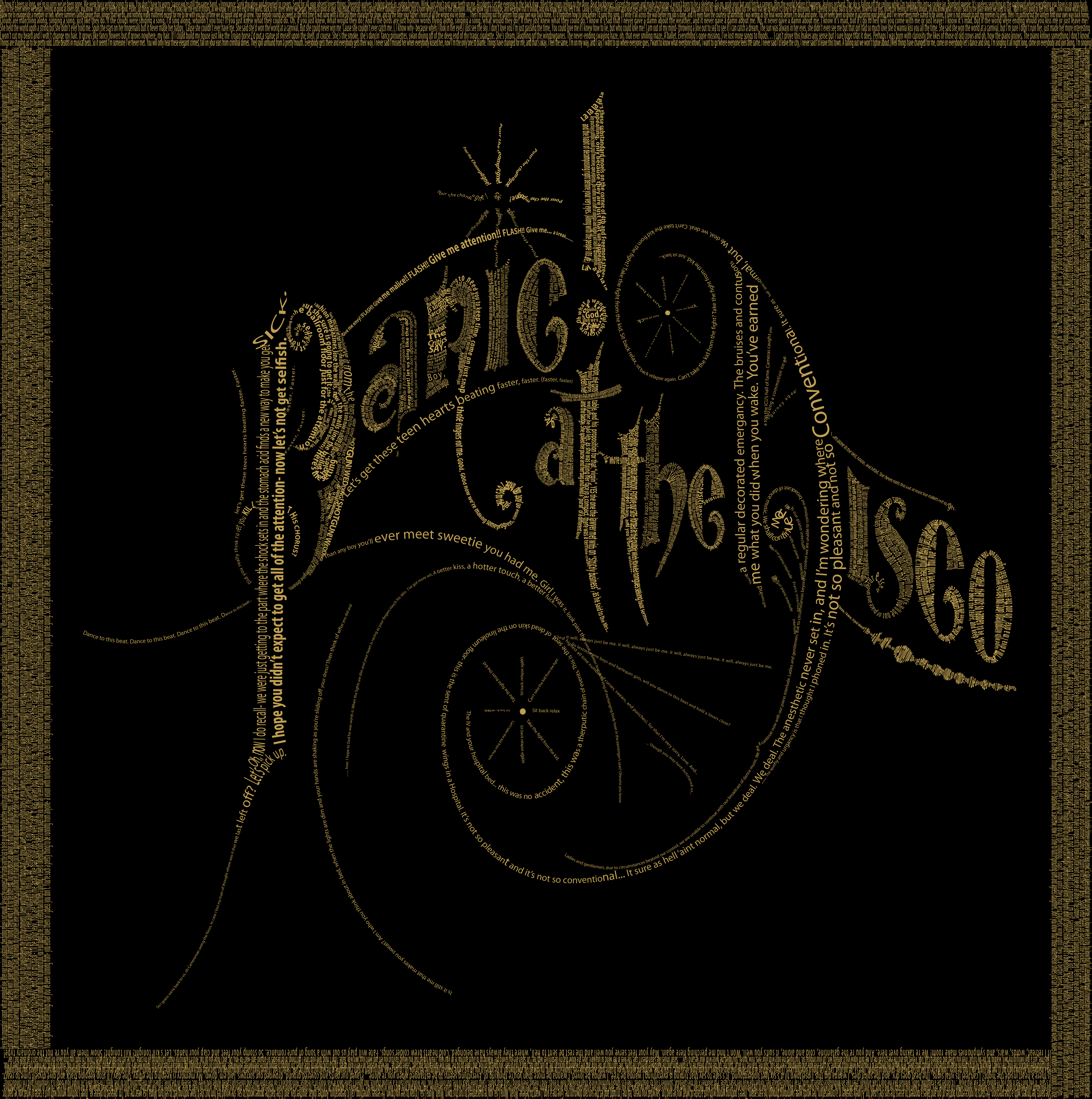 Panic! At The Disco Tribute By Xheartfailure On DeviantArt