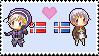 Norge x Island by n-o-r-d-i-c-k