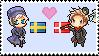 Sverige x Danmark by n-o-r-d-i-c-k