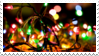 another christmas lights stamp by Dunderbeist