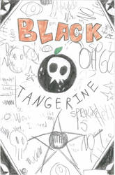 Title Cover: 'Black Tangerine' by YoungPrometheus