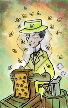 Beekeeper Holmes