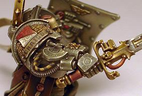 Grey Knights Grand Master Kaldor Draigo detail by kadiel1