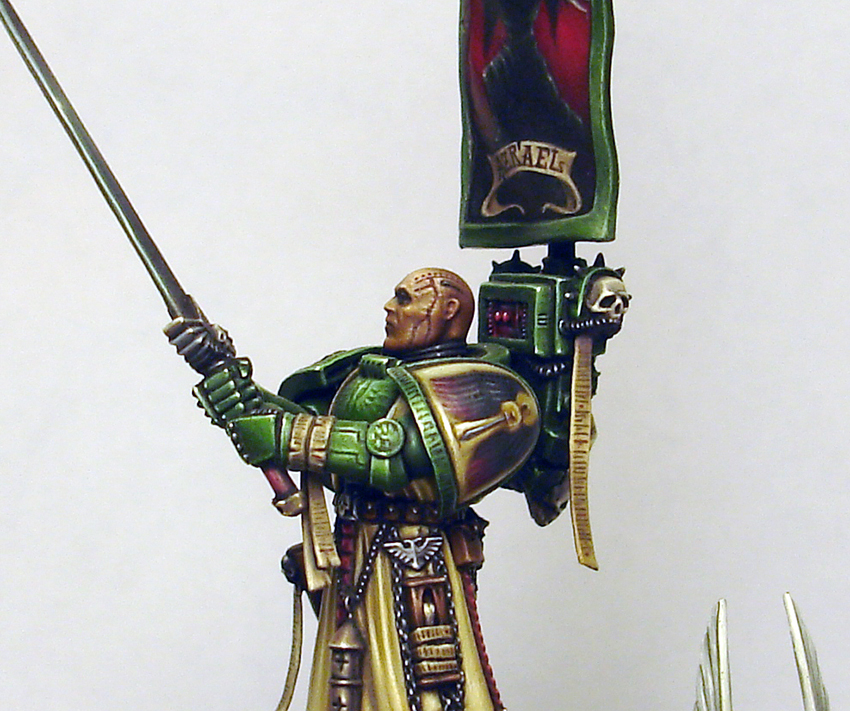 Ezekiel, Grand Master of Librarians | Games Workshop Webstore