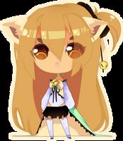 Goldpaw cutie by eorje