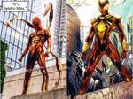 Iron Spider Cosplay