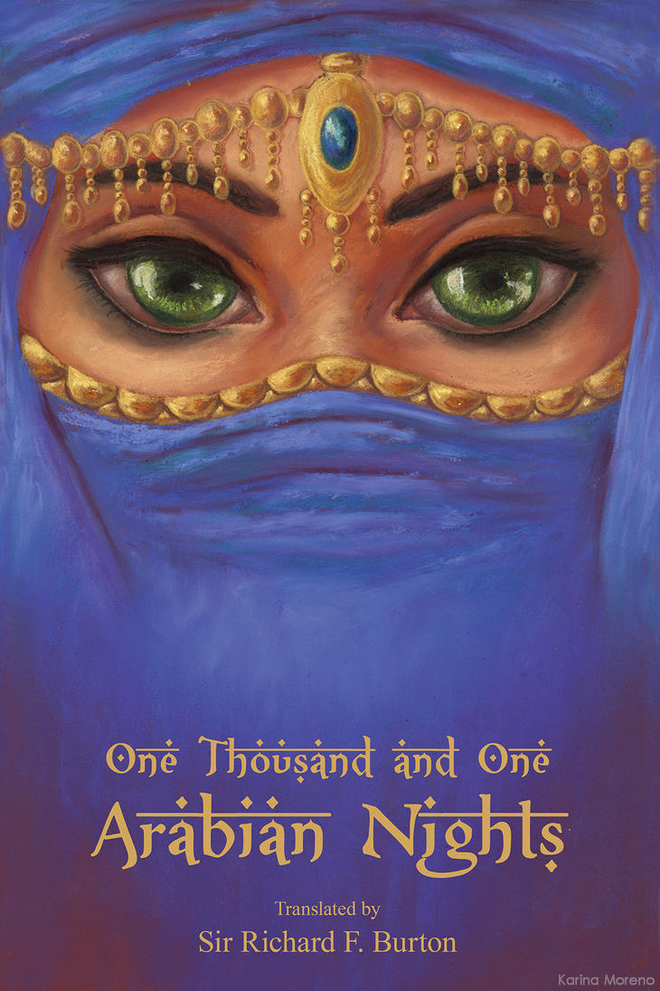 One Thousand and One Arabian Nights by riniwuzhere