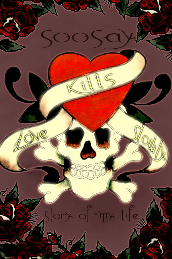 Love Kills Wallpaper : Love Kills Slowly by Nyko119 on DeviantArt