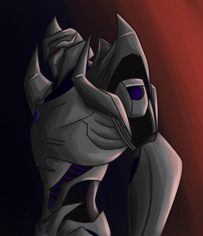 TFP Megatron by DeceptiveShadow