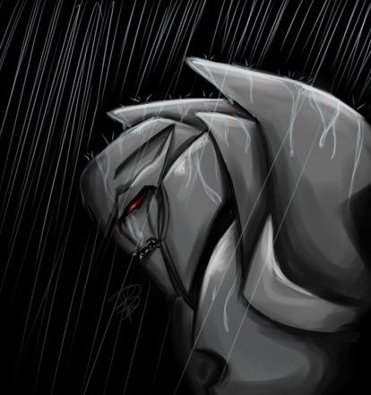 Rain by DeceptiveShadow