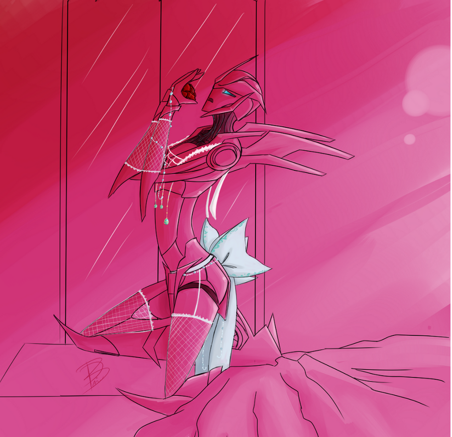 Arcee .-. by DeceptiveShadow