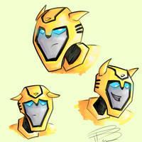 TFA Bumblebee by DeceptiveShadow