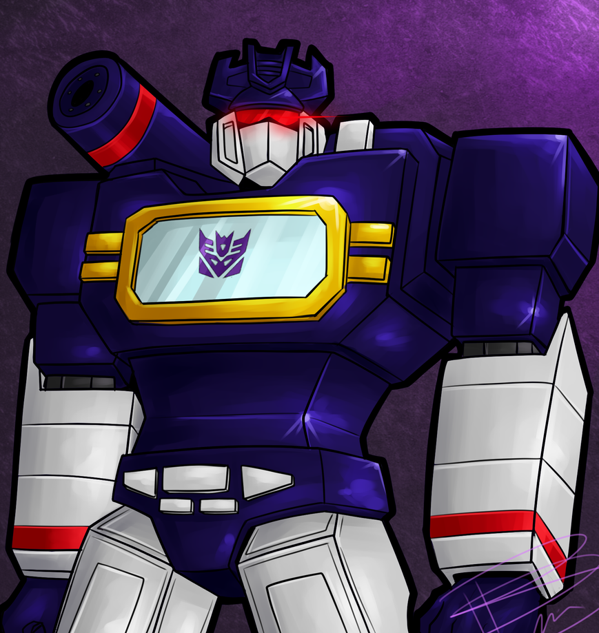 G1 Soundwave by DeceptiveShadow
